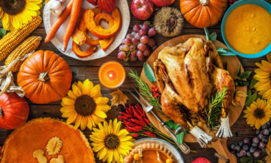 The Meaning and Taste of Thanksgiving