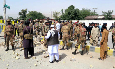 Taking on Militants: A Fight for the Soul of Pakistan