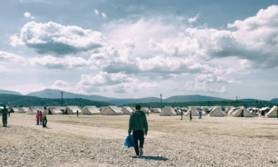 Does Photography Dehumanize Refugees?