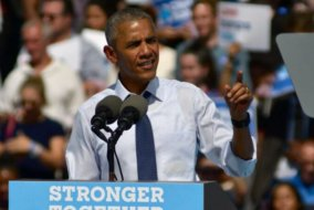 After 8 Years in Office, Obama Signs Off