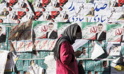 Iranian President's Personal and Political Revolutions