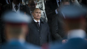 Russia Returns in Show of Force