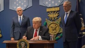 The Irony of the Mattis Appointment