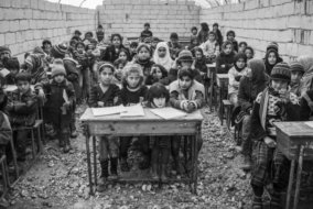 The Lost Generation of Syrian Children