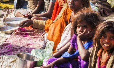 What Inspired Me to Help Poor Children in India