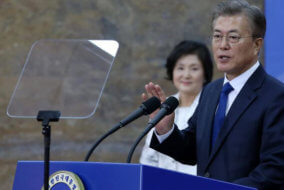 The World This Week: New South Korean President Faces Three Big Challenges