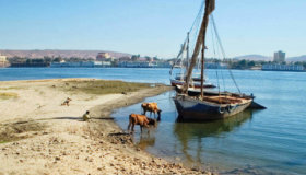 Climate Change in Egypt: Death on the Nile