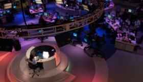 Al Jazeera Journalists Demand Press Freedom