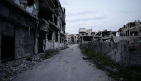 Syrian Conflict Moves Closer an End