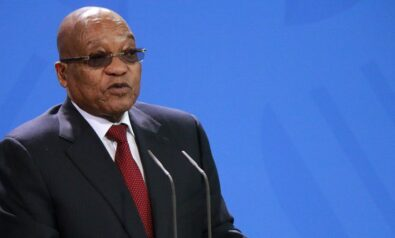 Will Jacob Zuma Drag the ANC Down With Him?