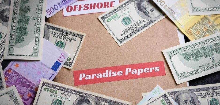 Paradise Papers, Paradise Papers news, Panama Papers, Tax havens, tax breaks, tax fraud, European news, The Guardian news, Europe news, world news