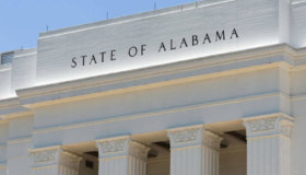 Alabama Hooks the Elephant from the Left