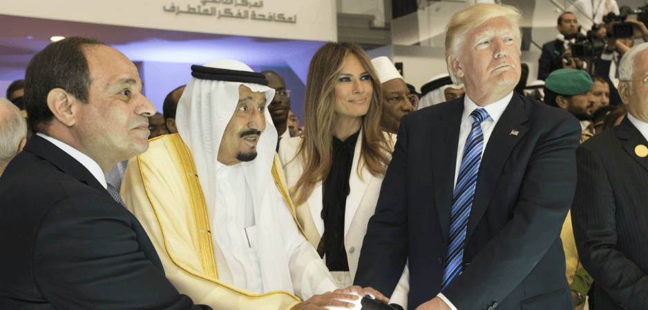 King Salman Saudi Arabia, Saudi Arabia-US ties, Donald Trump Iran deal, Saudi Arabia-Iran rivalry, Middle East politics news, Gulf news, Palestinian state, two-state solution Israel, justice for Palestine, Al-Quds Jerusalem news