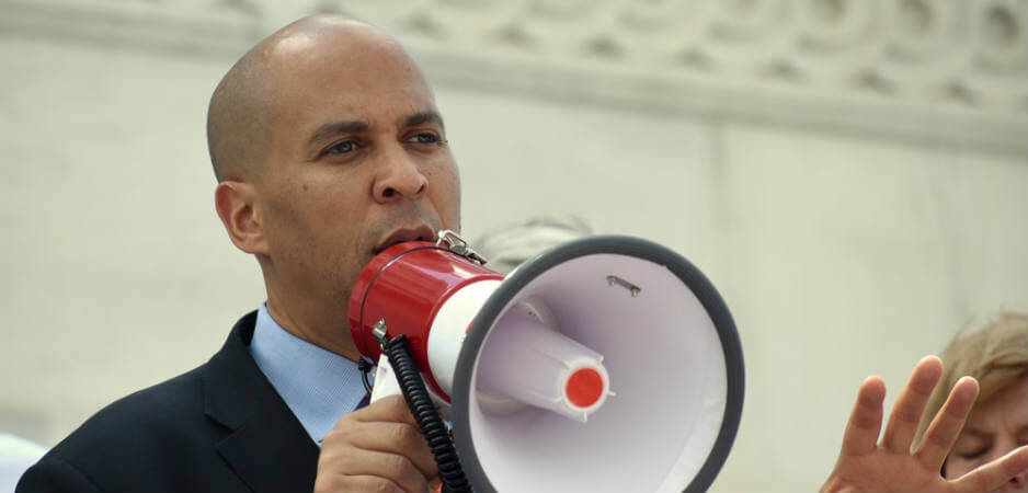 Cory Booker news, Trump shithole countries comments, Cory Booker speech, Donald Trump racism, Kristjen Nielsen Trump, Trump Norway, Trump racist, Trump shutdown news, US immigration reform news, immigrants to America
