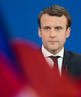 """The Daily Devil's Dictionary: Macron Puts French """"First"""""""