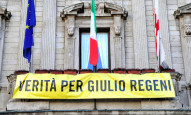 The Murder of Giulio Regeni, Two Years On