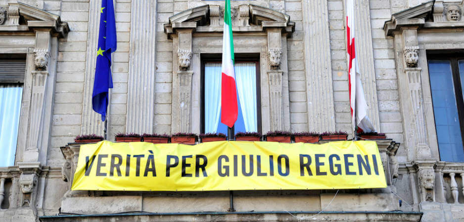 Giulio Regeni spy, Giulio Regeni Cambridge, Giulio Regeni murder investigation, Italy-Egypt relations, Egyptian Federation of Independent Trade Unions, human rights abuses Egypt, Latest Middle East news, Italy news, Maha Abdelrahman Regeni, Matteo Renzi news