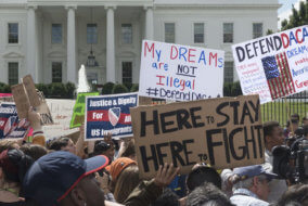 DACA, Dreamers, undocumented migrants, undocumented immigrants, immigration, immigrants, Donald Trump news, Trump news, Trump latest news, Salvadorans