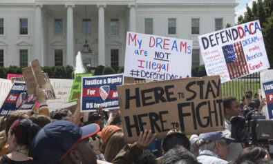 Salvadorans Fight to Stay in the US