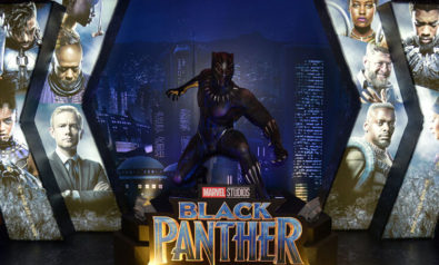 How Black Panther Sees the World