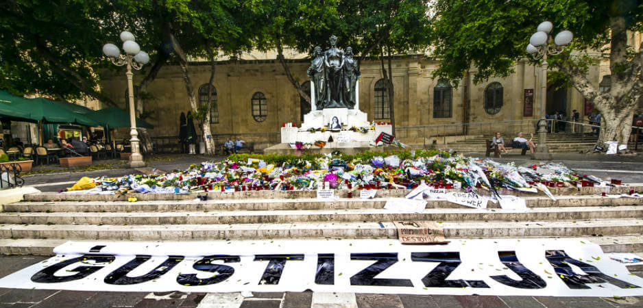 Europe news, EU news, EU press freedom news, Jan Kusiak murder, Slovak journalist murdered, attacks on journalists in Europe, Daphne Caruana Galizia investigations, Panama Papers, investigative journalism, Reporters Without Borders