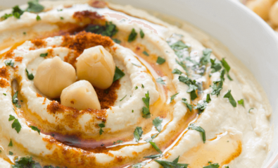 The Hummus War in the Middle East