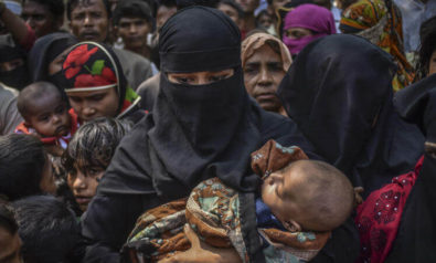 The World Must Recognize the Cause of the Rohingya Crisis