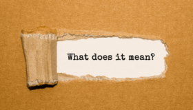 """The Daily Devil's Dictionary: """"Meaning"""" What?"""