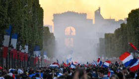 The Contradictions of France's World Cup Victory
