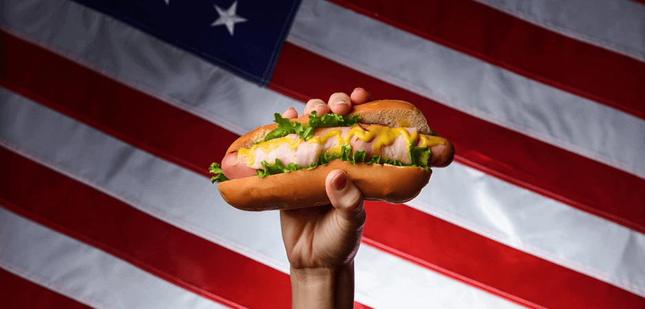 Hot dogs, American hot dog, Nathan's hot dogs, US news, American news, America news, Independence Day, Fourth of July, 4th of July, news this week