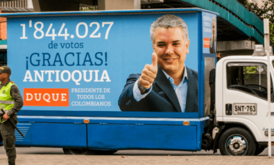How Will Ivan Duque Navigate Colombia's Latest Political Storm?