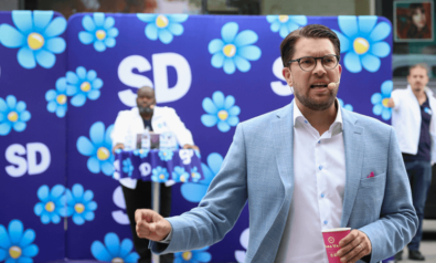 """The Daily Devil's Dictionary: """"Discontent"""" Continues with Sweden Democrats"""