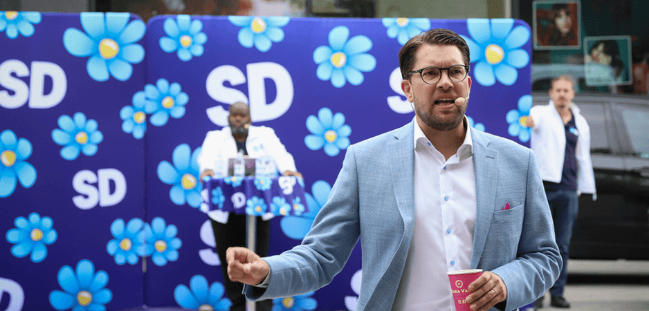 "The Daily Devil's Dictionary: ""Discontent"" Continues with Sweden Democrats"