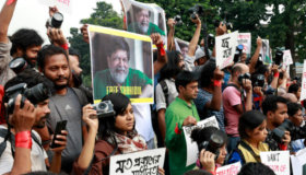 Shahidul Alam: Caught in the Crossfire of Bangladesh's Fledgling Democracy