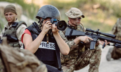 It's a Dangerous Time to Be a Journalist