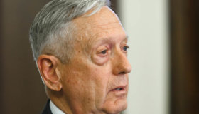 Jim Mattis: The US Doesn't Have a Choice