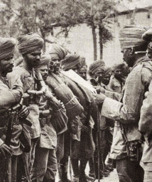 Remembrance Day Must Include Britain's Colonial Legacy