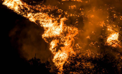 Climate Change: The Fuel for Fire