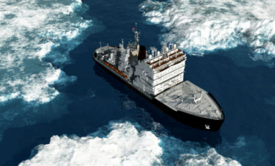 Is a Real Cold War Heating Up in the Arctic?