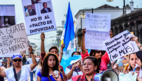 Guatemala's Uphill Battle Against Corruption