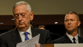 James Mattis: Who Will Keep Trump in Check Now?