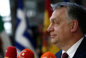 """Viktor Orbán Wants to Be the """"Savior"""" of Hungary"""