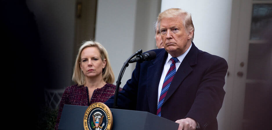 Donald Trump, Donald Trump news, news on Donald Trump, US border wall, border wall, US-Mexico border, US national security, Trump's wall, US news, American news