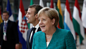 Can France and Germany Save Europe?