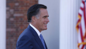 Is Mitt Romney Getting Ready to Run?