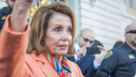 "Nancy Pelosi: The Wall Is an ""Immorality"""