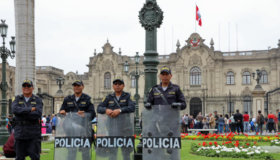 Will Peru's Institutions Withstand the Corruption Test?