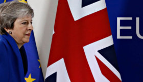 EU Tells May to March On