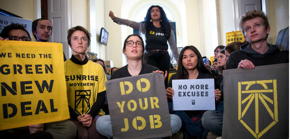 Green New Deal, US politics news, climate change, Alexandria Ocasio-Cortez news, Ocasio-Cortez Green New Deal, US inequality news, US climate policy, Green New Deal factsheet, US climate change, funding the Green New Deal