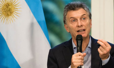 Macri Walks on Thin Ice in Argentina